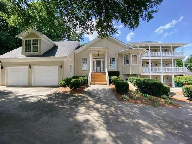 5150 Riverlake Drive, Peachtree Corners, GA 30097 (MLS #6756498) :: North Atlanta Home Team