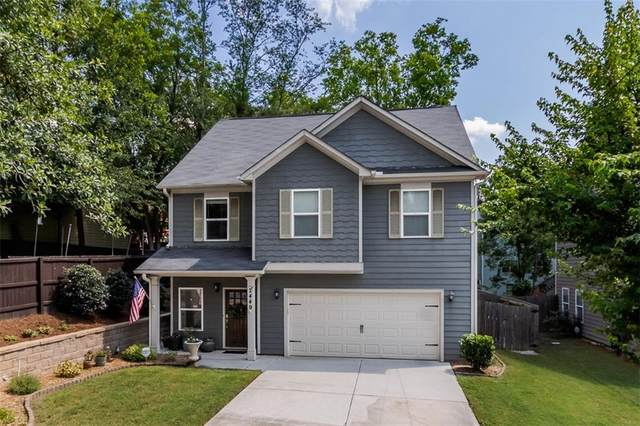 2449 Brantley Street NW, Atlanta, GA 30318 (MLS #6756578) :: The Zac Team @ RE/MAX Metro Atlanta