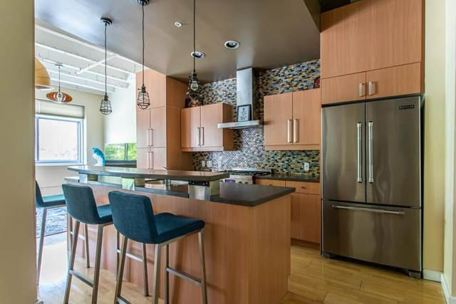 805 Peachtree Street NE #211, Atlanta, GA 30308 (MLS #6756633) :: Good Living Real Estate
