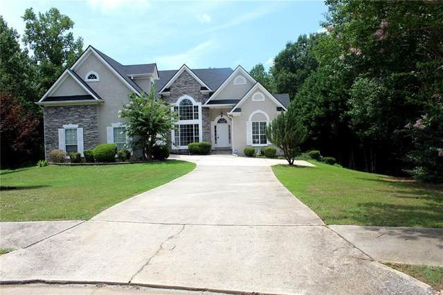 1809 Wills Place, Mcdonough, GA 30253 (MLS #6756740) :: The Heyl Group at Keller Williams