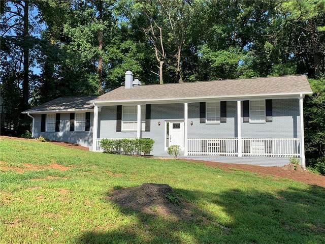 4482 Cedar Ridge Trail, Stone Mountain, GA 30083 (MLS #6756780) :: North Atlanta Home Team
