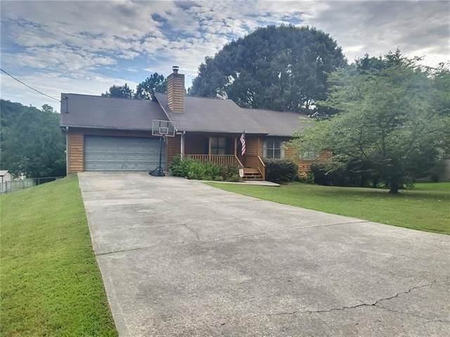 36 Chestnut Ridge Drive NE, Cartersville, GA 30121 (MLS #6756816) :: The Butler/Swayne Team