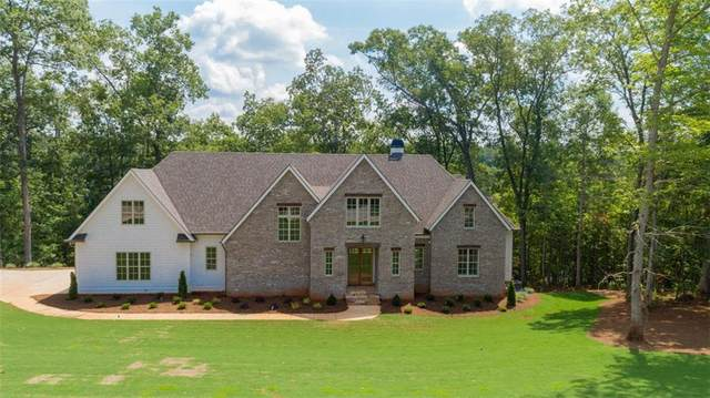 409 South Arbor Shores, Newnan, GA 30265 (MLS #6756924) :: Tonda Booker Real Estate Sales