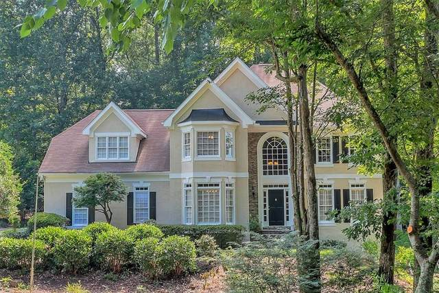649 Lighthorse Drive NW, Marietta, GA 30064 (MLS #6756983) :: North Atlanta Home Team