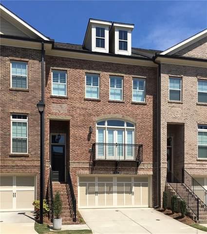 1034 Township Square, Alpharetta, GA 30022 (MLS #6757447) :: North Atlanta Home Team