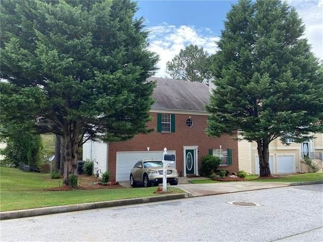 605 Kings Place, Riverdale, GA 30296 (MLS #6757675) :: AlpharettaZen Expert Home Advisors