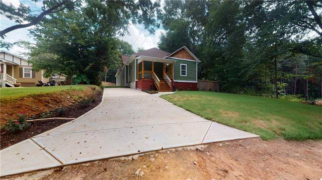 2861 NW Pete Street NW, Atlanta, GA 30318 (MLS #6757709) :: The Heyl Group at Keller Williams