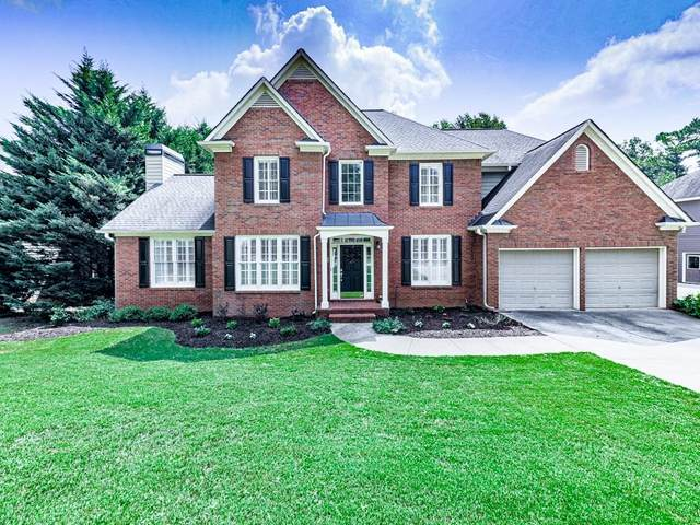 140 Misty Valley Drive, Canton, GA 30114 (MLS #6757771) :: North Atlanta Home Team