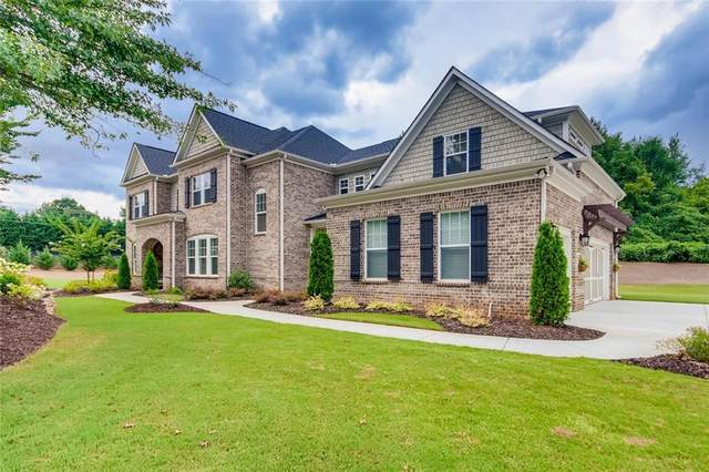 101 Manor North Drive, Alpharetta, GA 30004 (MLS #6757772) :: The Butler/Swayne Team