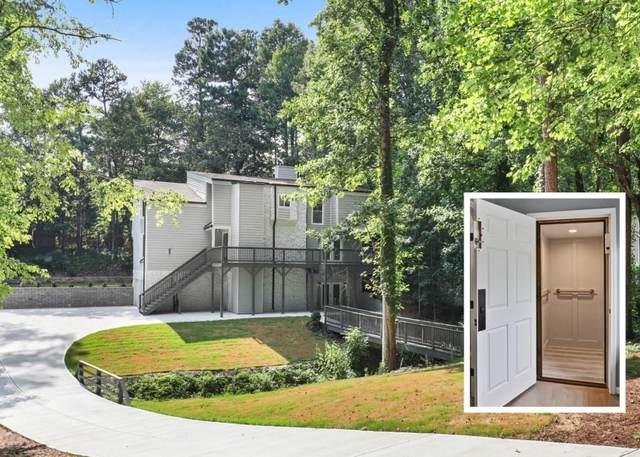 95 Lakeshore Circle NE, Marietta, GA 30067 (MLS #6758110) :: North Atlanta Home Team