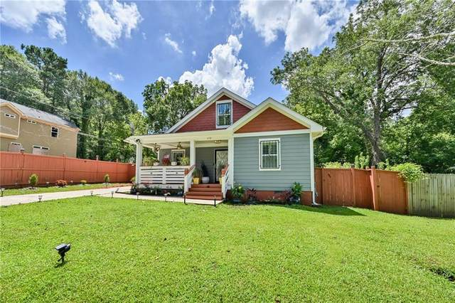 1238 Ladd Street SW, Atlanta, GA 30310 (MLS #6758120) :: North Atlanta Home Team