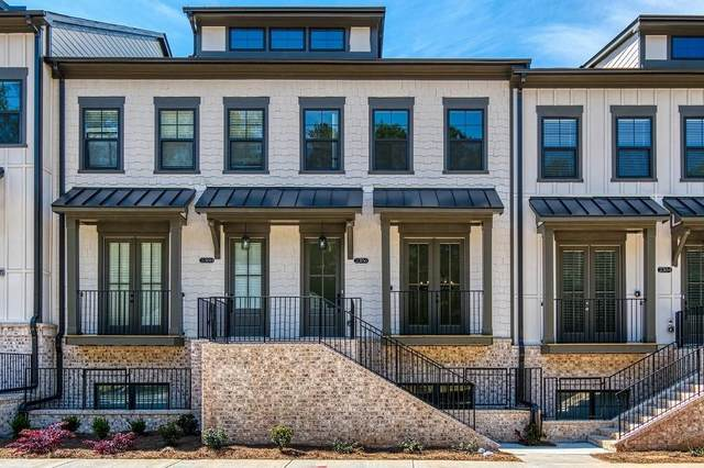 2374 Provence Park Way #29, Decatur, GA 30033 (MLS #6758212) :: Keller Williams Realty Cityside