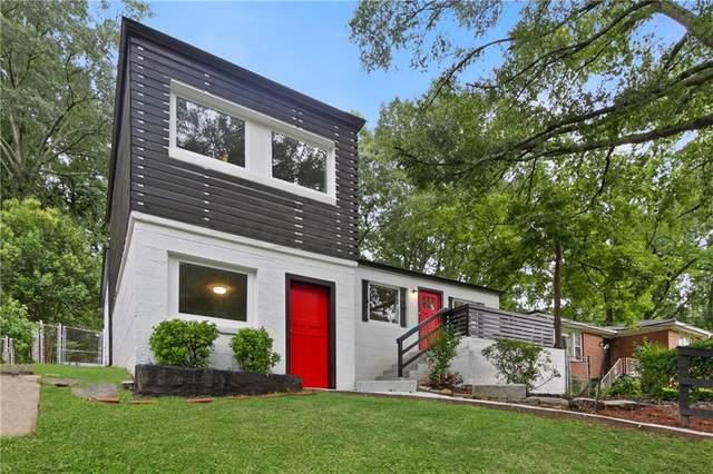 125 Arcadia Circle NW, Atlanta, GA 30314 (MLS #6758268) :: Charlie Ballard Real Estate