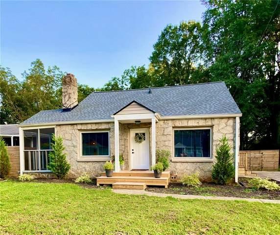 2427 Crestview Avenue, Decatur, GA 30032 (MLS #6758519) :: AlpharettaZen Expert Home Advisors