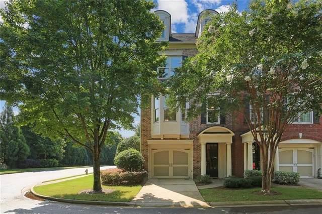 11213 Calypso Drive, Alpharetta, GA 30009 (MLS #6758963) :: Tonda Booker Real Estate Sales