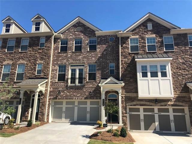 5588 Terrace Bend Place #55, Peachtree Corners, GA 30092 (MLS #6758997) :: The Butler/Swayne Team