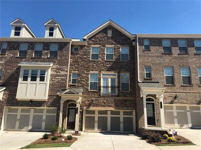 5598 Terrace Bend Place #56, Peachtree Corners, GA 30092 (MLS #6759009) :: The Butler/Swayne Team