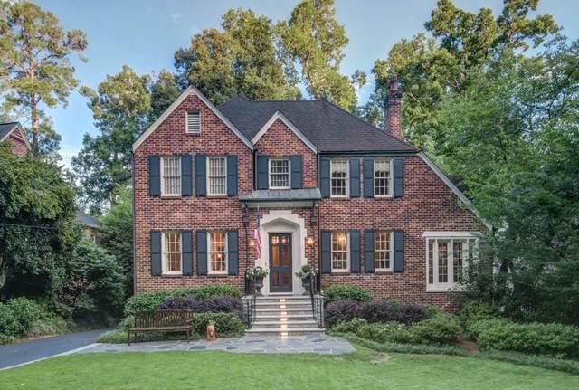 631 E Pelham Road NE, Atlanta, GA 30324 (MLS #6759067) :: North Atlanta Home Team