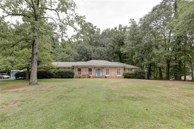 861 Hickory Drive SW, Marietta, GA 30064 (MLS #6759144) :: The Heyl Group at Keller Williams