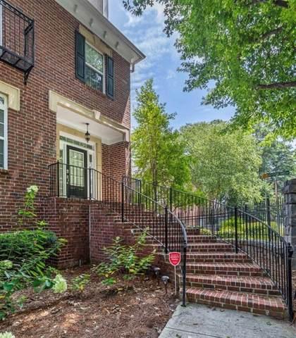 1883 Greystone Oaks Way, Atlanta, GA 30345 (MLS #6759202) :: North Atlanta Home Team