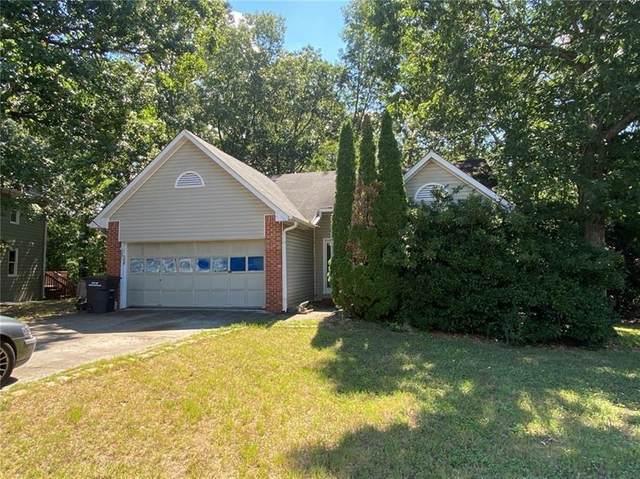 45 White Oak Drive SE, Cartersville, GA 30121 (MLS #6759288) :: North Atlanta Home Team