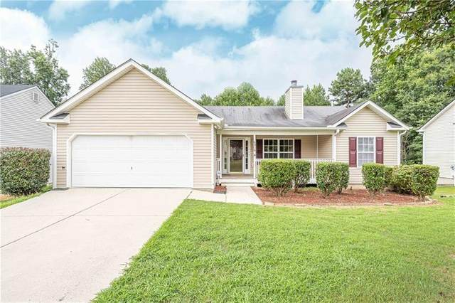 6316 New Gate Drive, Douglasville, GA 30134 (MLS #6759338) :: The Heyl Group at Keller Williams