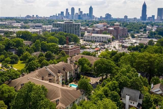 825 Highland Lane NE #1216, Atlanta, GA 30306 (MLS #6759544) :: North Atlanta Home Team