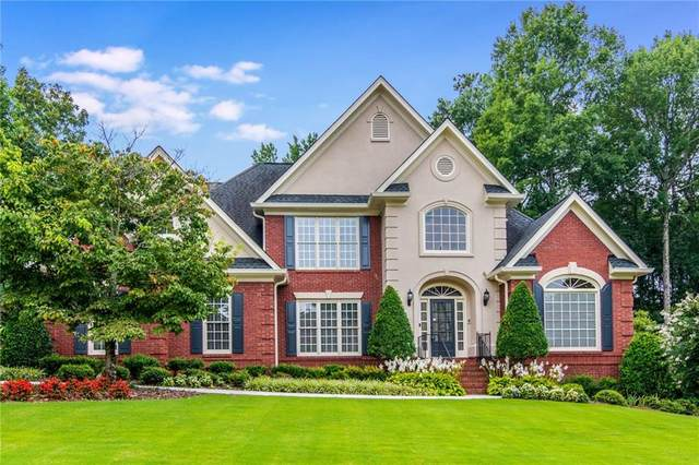 1375 Woodland Lake Drive, Snellville, GA 30078 (MLS #6759605) :: Vicki Dyer Real Estate