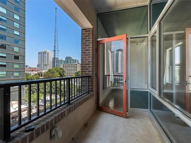 845 Spring Street NW #425, Atlanta, GA 30308 (MLS #6759904) :: Vicki Dyer Real Estate