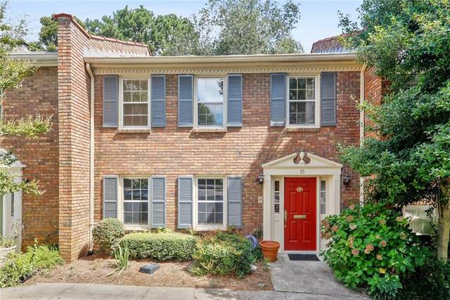 70 Old Ivy Road NE #35, Atlanta, GA 30342 (MLS #6760131) :: North Atlanta Home Team