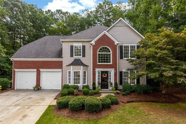 912 Evian Drive NW, Kennesaw, GA 30152 (MLS #6760234) :: The Realty Queen & Team