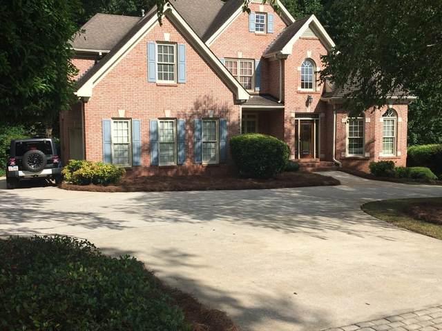 2740 Wellington Way, Conyers, GA 30013 (MLS #6760245) :: North Atlanta Home Team