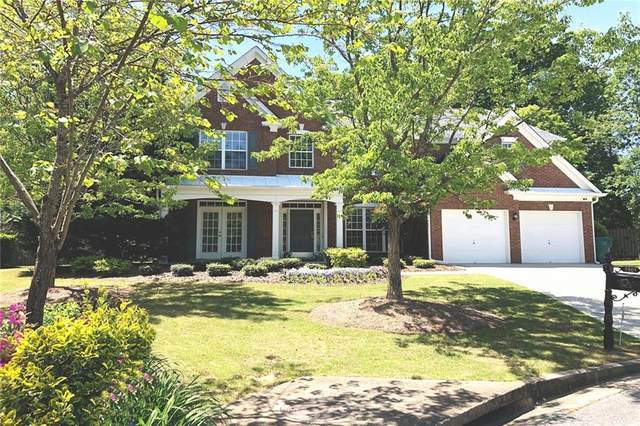 2001 Belridge Court SE, Smyrna, GA 30080 (MLS #6760284) :: North Atlanta Home Team