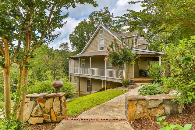 302 Moreland Drive, Ellijay, GA 30540 (MLS #6760332) :: Good Living Real Estate