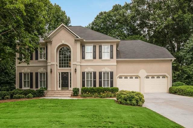 1150 Mayfield Manor Drive, Alpharetta, GA 30009 (MLS #6760654) :: The Butler/Swayne Team
