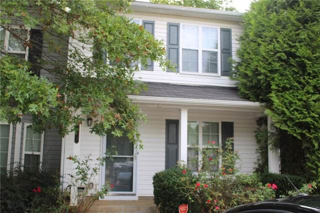 803 Crestwell Circle SW, Atlanta, GA 30331 (MLS #6760901) :: Oliver & Associates Realty