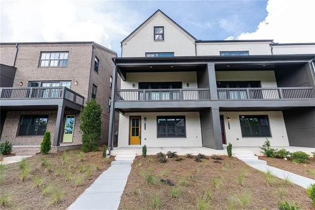 6720 Whitman Walk, Alpharetta, GA 30005 (MLS #6760934) :: Good Living Real Estate