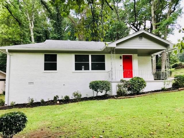 2769 Claire Terrace, Decatur, GA 30032 (MLS #6761011) :: The North Georgia Group