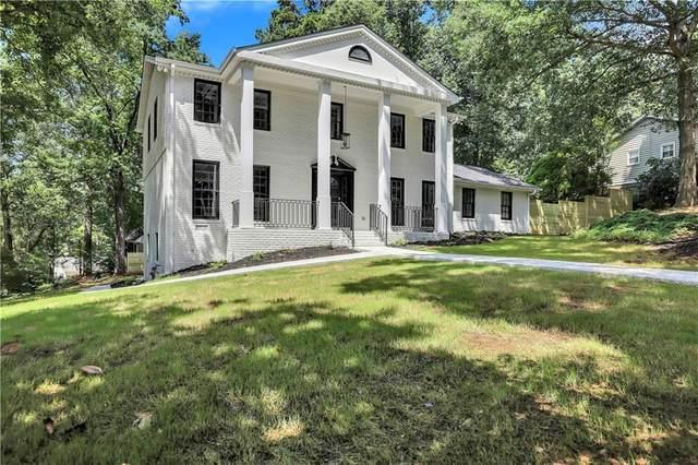 1768 S Johnson Ferry Road NE, Brookhaven, GA 30319 (MLS #6761094) :: North Atlanta Home Team