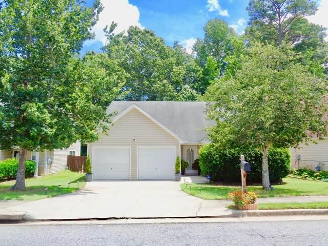 6802 Derby Avenue, Fairburn, GA 30213 (MLS #6761128) :: North Atlanta Home Team