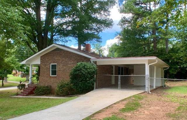 8214 Highland Drive, Covington, GA 30014 (MLS #6761204) :: Tonda Booker Real Estate Sales