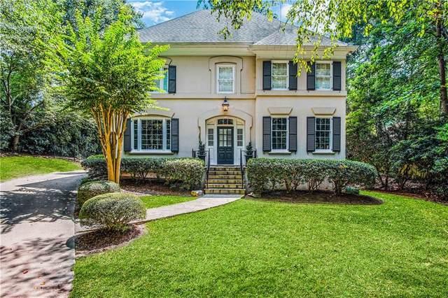 2405 Hyde Manor Drive NW, Atlanta, GA 30327 (MLS #6761248) :: The Zac Team @ RE/MAX Metro Atlanta