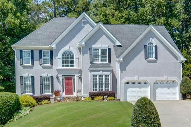 4484 Marchbolt Court, Peachtree Corners, GA 30092 (MLS #6761461) :: North Atlanta Home Team