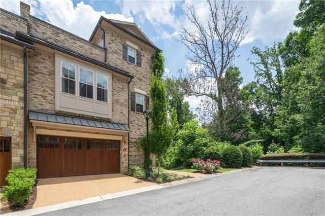 2714 Paces Lookout Way SE, Atlanta, GA 30339 (MLS #6761470) :: The Hinsons - Mike Hinson & Harriet Hinson