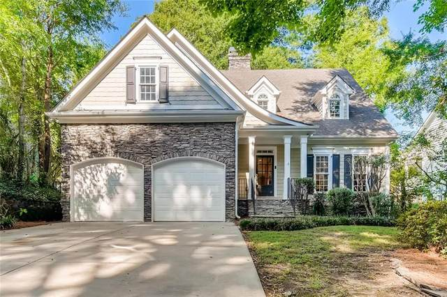 2600 North Thompson Road, Atlanta, GA 30319 (MLS #6761633) :: North Atlanta Home Team