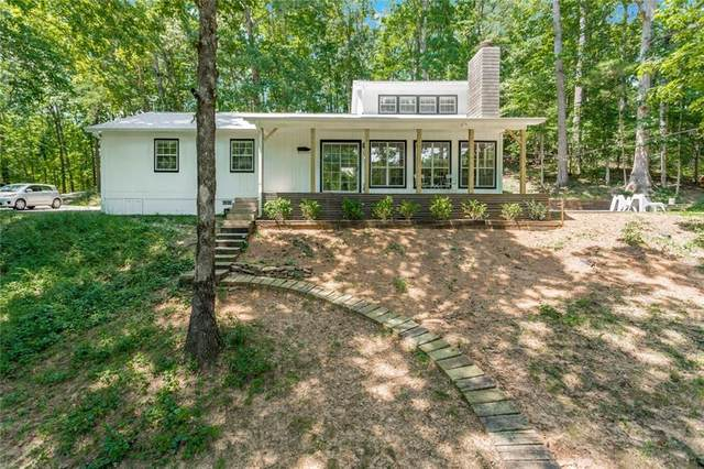 5130 Laurel Drive, Gainesville, GA 30506 (MLS #6761686) :: The Hinsons - Mike Hinson & Harriet Hinson