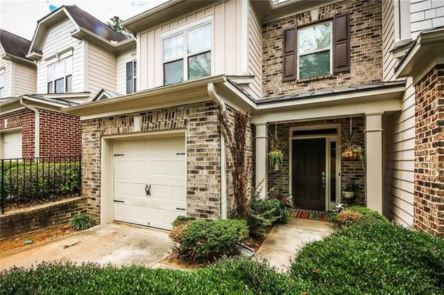1312 Taylor Way, Stone Mountain, GA 30083 (MLS #6761891) :: The Hinsons - Mike Hinson & Harriet Hinson