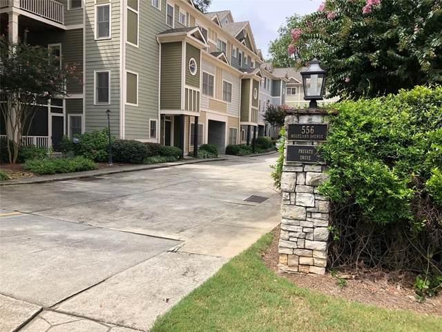 556 Moreland Avenue NE 2B, Atlanta, GA 30307 (MLS #6761995) :: Thomas Ramon Realty