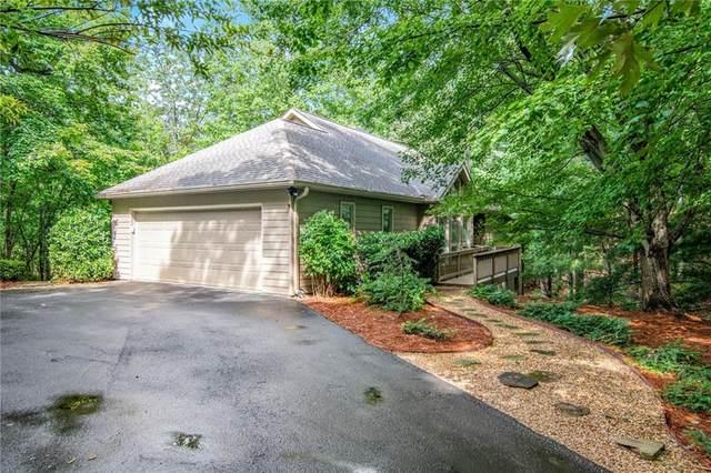 218 Fallen Deer Path, Big Canoe, GA 30143 (MLS #6762016) :: North Atlanta Home Team