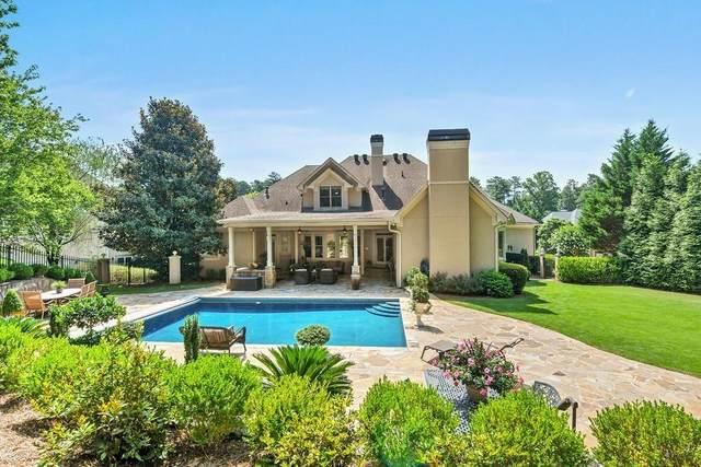 2155 Blackheath Trace, Alpharetta, GA 30005 (MLS #6762081) :: Kennesaw Life Real Estate